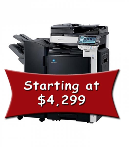 Great Deals Canon Copiers